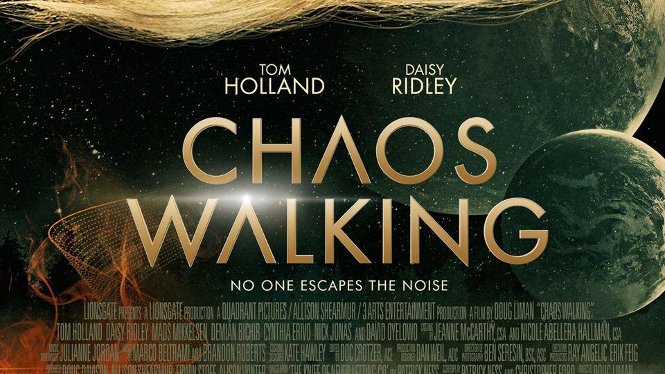 CHAOS WALKING – จิตปฏิวัติโลก