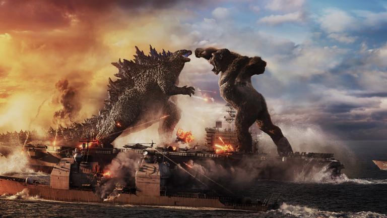 Godzilla vs Kong (2021) - ก็อดซิลล่า ปะทะ คอง