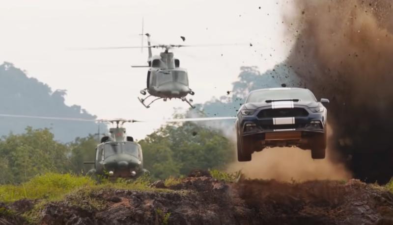 Fast and Furious 9 - เร็ว...แรงทะลุนรก 9