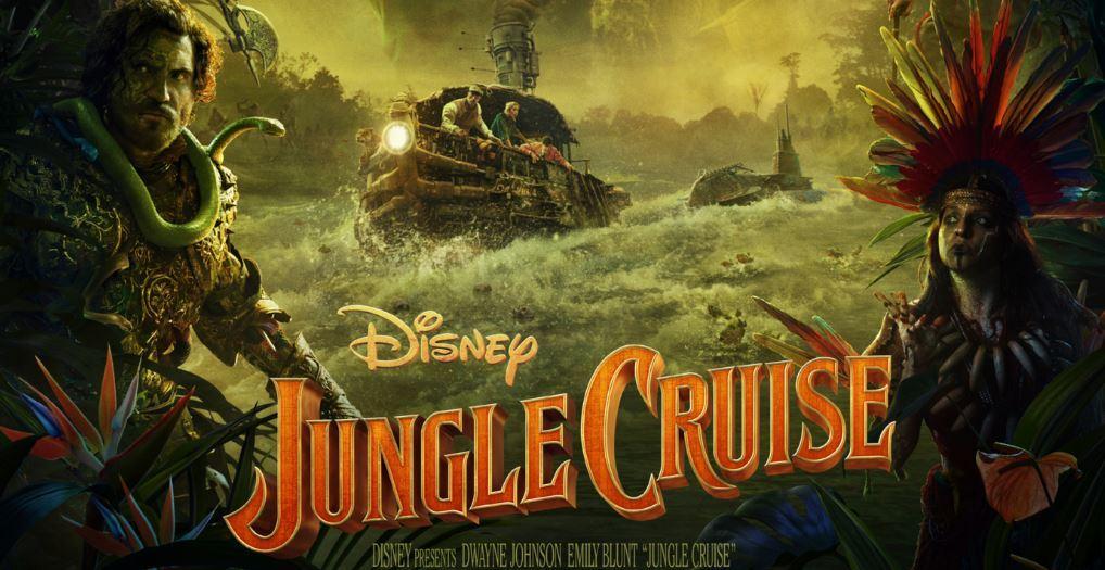 Jungle Cruise - ผจญภัยล่องป่ามหัศจรรย์