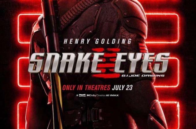 G.I.Joe Snake Eyes | จี.ไอ.โจ สเนคอายส์