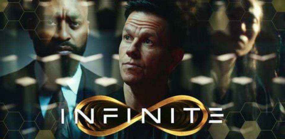 เรื่องย่อหนัง - INFINITE - อินฟินิท