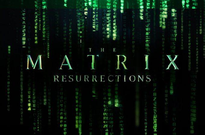 ตัวอย่าง The Matrix Resurrections